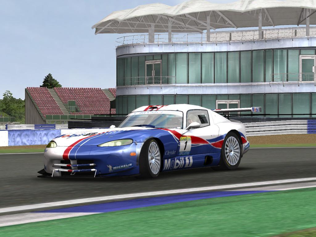 NoGripRacing :: GTR2 Downloads - FIA GT 1999 - Paragon Motorsports #47