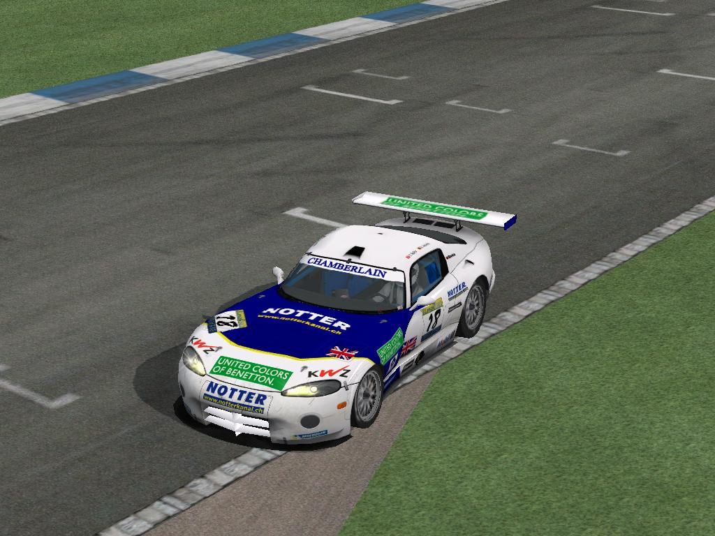 NoGripRacing :: GTR2 Downloads - FIA GT 1999 - Michel Laville ...