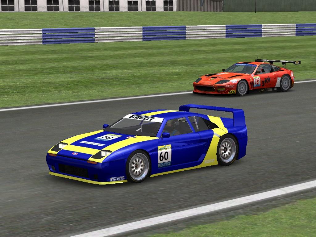 SIMBIN GTR and GTR2